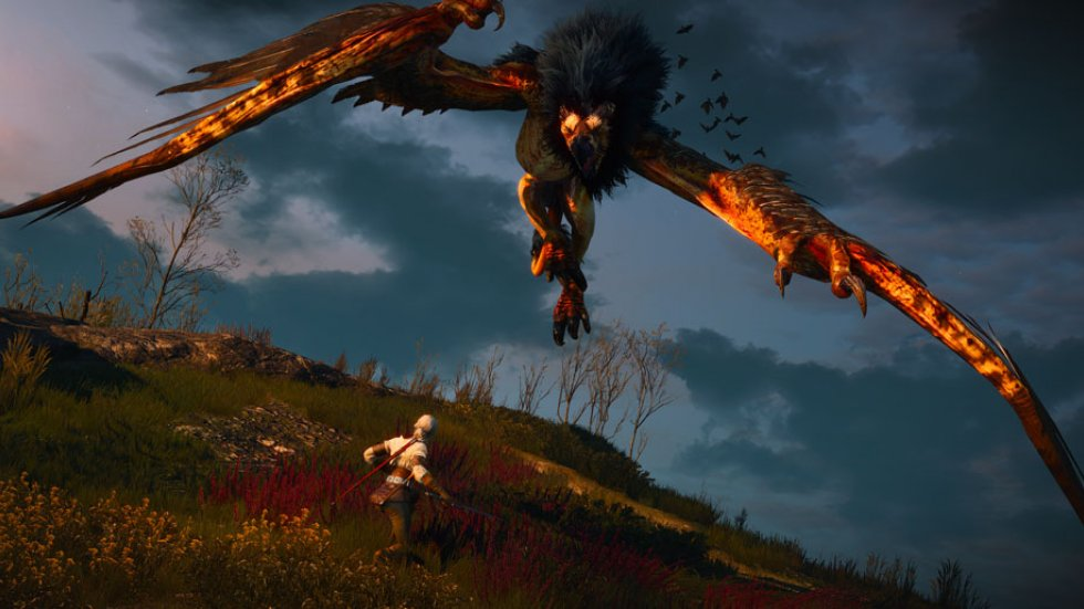 THE-WITCHER-3-CIRI-GRYPHON