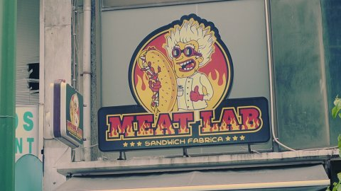 Meat Lab: Street Food for Sinners