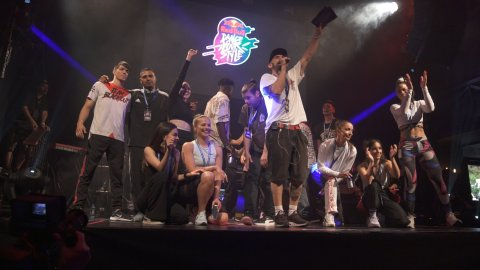 Red Bull Dance Your Style 2019: Ο Ελληνικός Τελικός