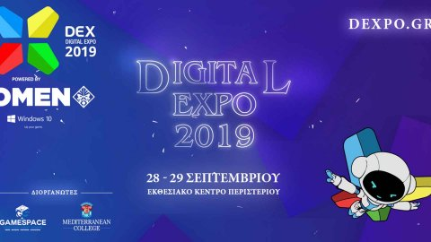 Digital Expo 2019 Powered by OMEN: Gaming και Τεχνολογία γίνονται ένα!