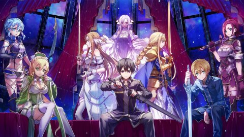 Το Sword Art Online: Alicization Lycoris διχάζει...